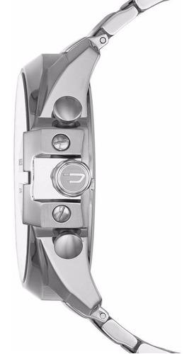 relógio masculino diesel chief - dz4308 ( rev. autorizado )