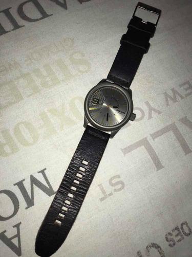 relógio masculino diesel dz 1843 original pulseira em couro