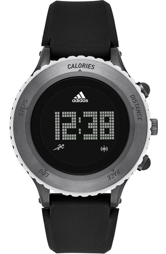 relógio masculino digital adidas performance urban runner