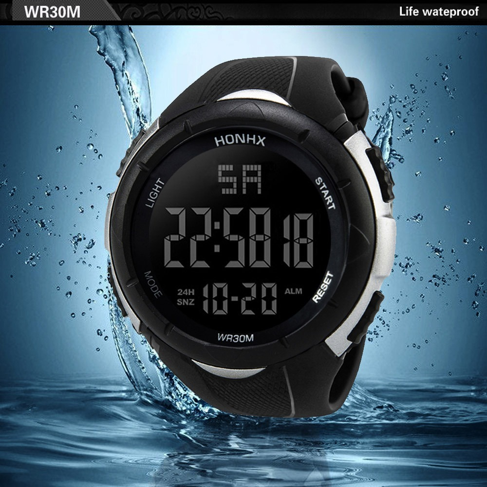 3c38bfe0947 Relogio Masculino Digital Analógico Sport Watch - R  239
