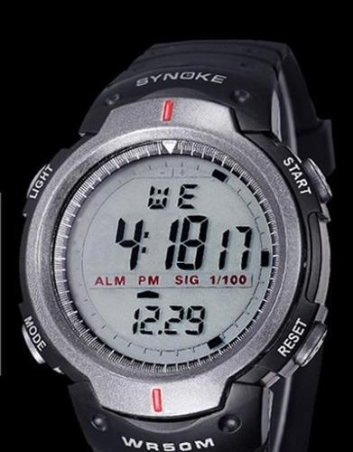 relógio masculino digital corrida prova d´agua frete grátis!