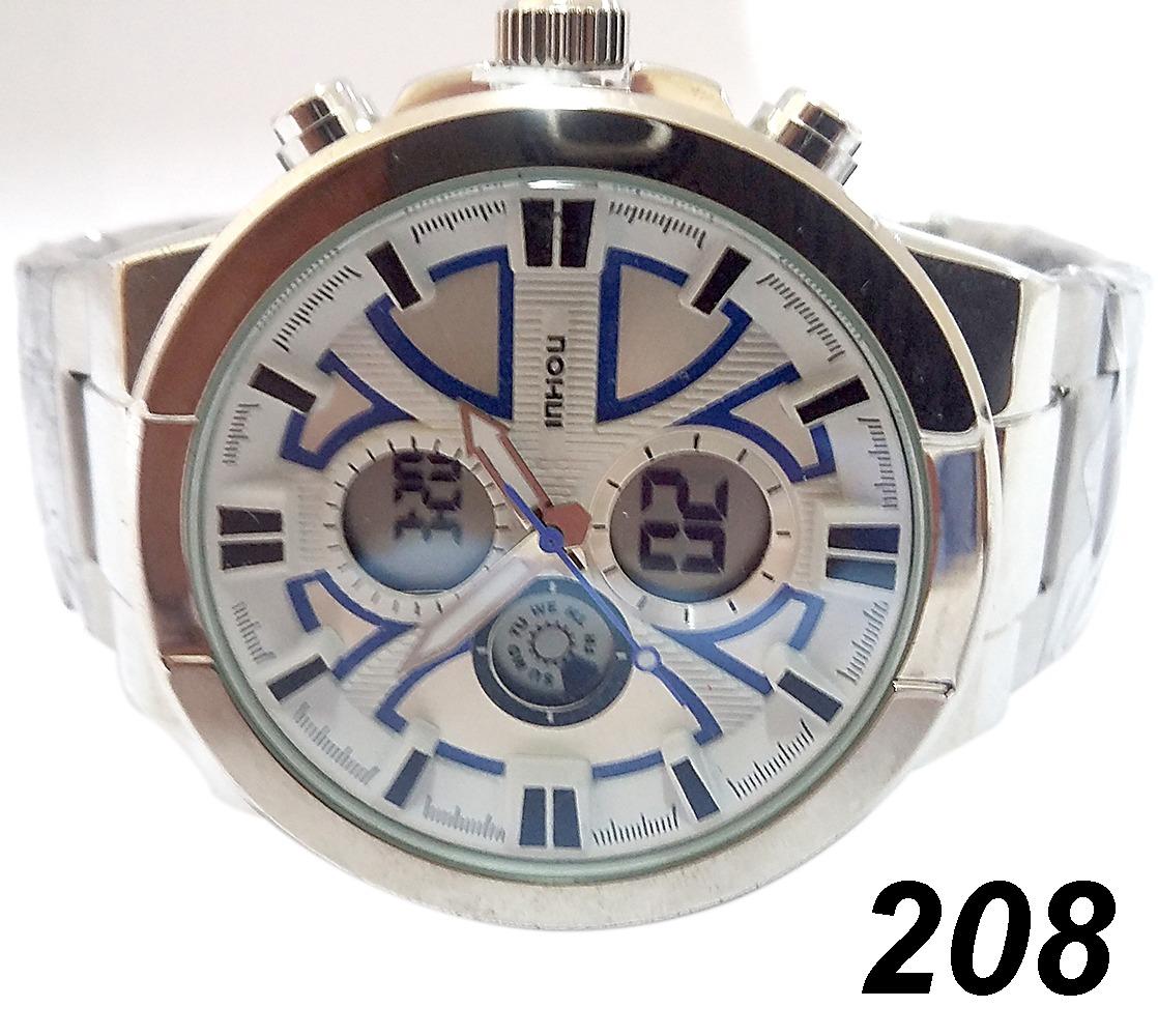 d36f10f0d15 relógio masculino digital e analógico a pronta entrega. Carregando zoom.
