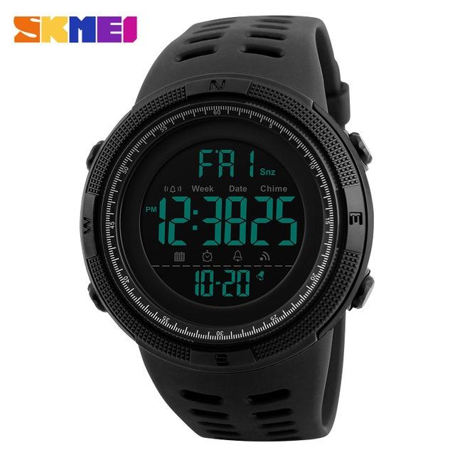 3a06dff172c Relógio Masculino Digital Esportivo - R  139