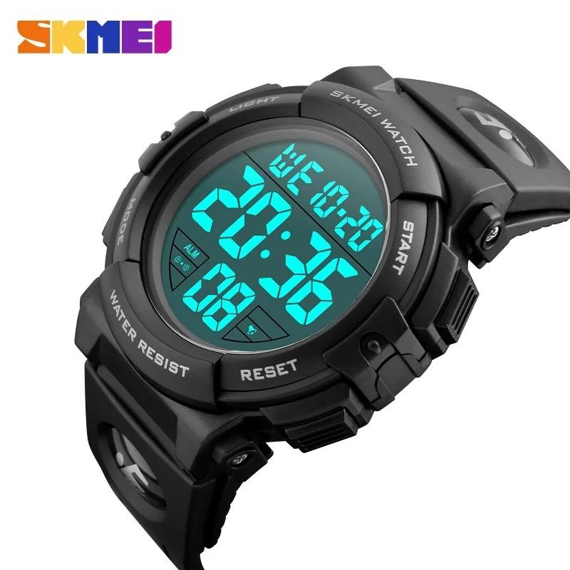 6a8df10b5c3 relógio masculino digital esportivo prova d água skmei 1258. Carregando zoom .