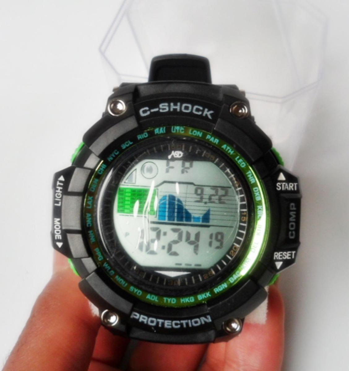 a8bbc6fa6b4 relógio masculino digital esportivo top militar de luxo. Carregando zoom.
