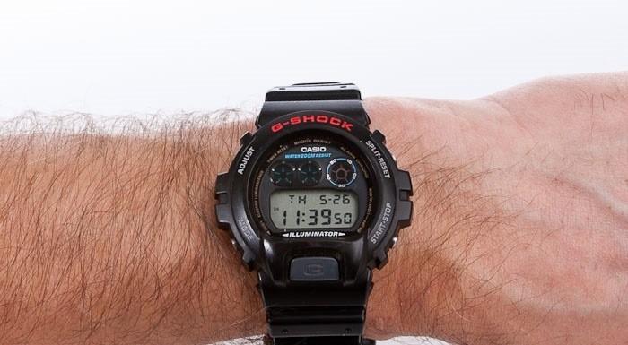 2a4ca4ccfd9 Relógio Masculino Digital G-shock Dw-6900-1vdr Frete Gratis - R  345 ...