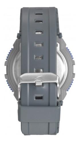 relógio masculino digital speedo 80619g0evnp2 cinza