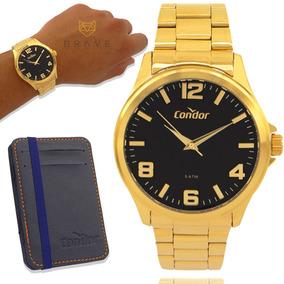 07a54a87d160 Relógio Diesel Dz7256 Banhado A Ouro 18k - Relógios De Pulso no Mercado  Livre Brasil