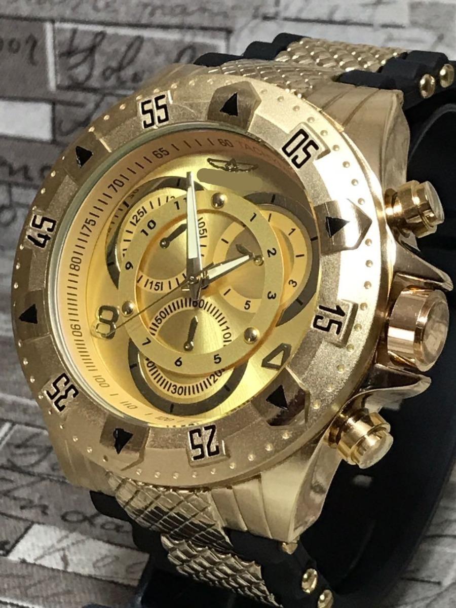 01c9e00b398 relógio masculino dourado prata barato aço pesado + caixa!!! Carregando  zoom.