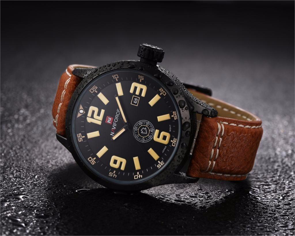 0e64bdcd9a4 relógio masculino esportivo analógico ponteiro c  calendário. Carregando  zoom.