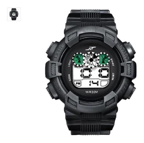 relógio masculino esportivo digital cronômetro barato