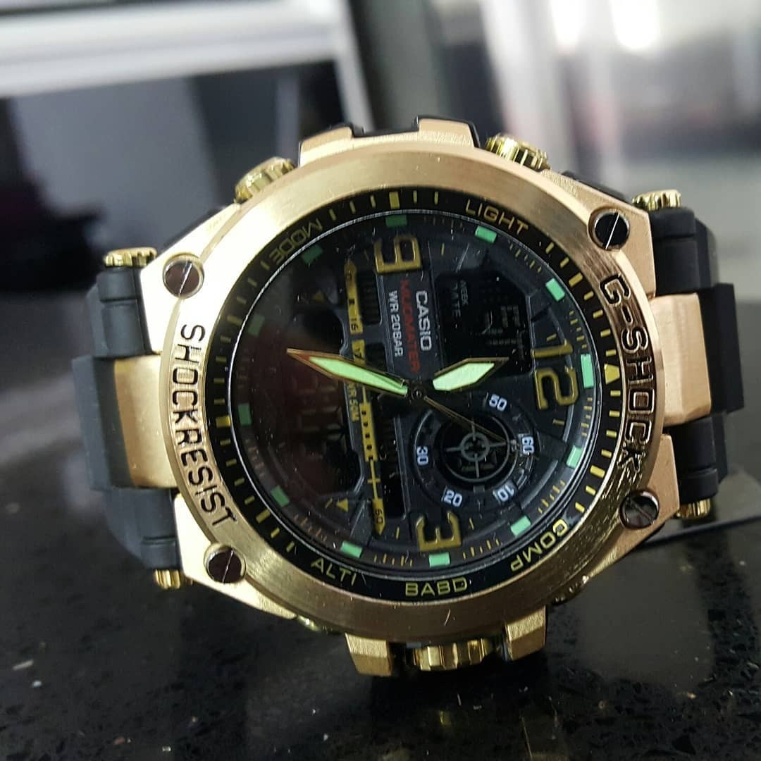 2905d91d023 relógio masculino esportivo militar aço inox barato luxo top. Carregando  zoom.