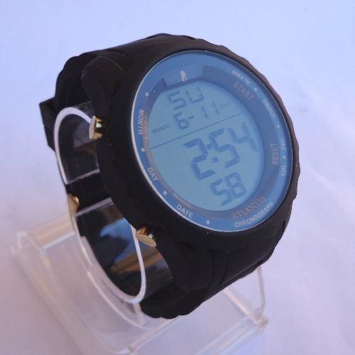 f882a2af1be Relógio Masculino Esportivo Militar Digital Atlantis A7457 - R  544 ...