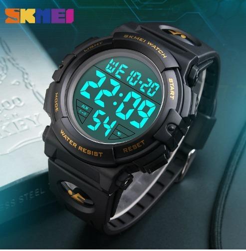 a9c33ae82e8 Relógio Masculino Esportivo Skmei Digital 1258 - Original - R  70