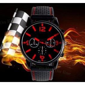 relógio masculino estilo militar importado vários modelos