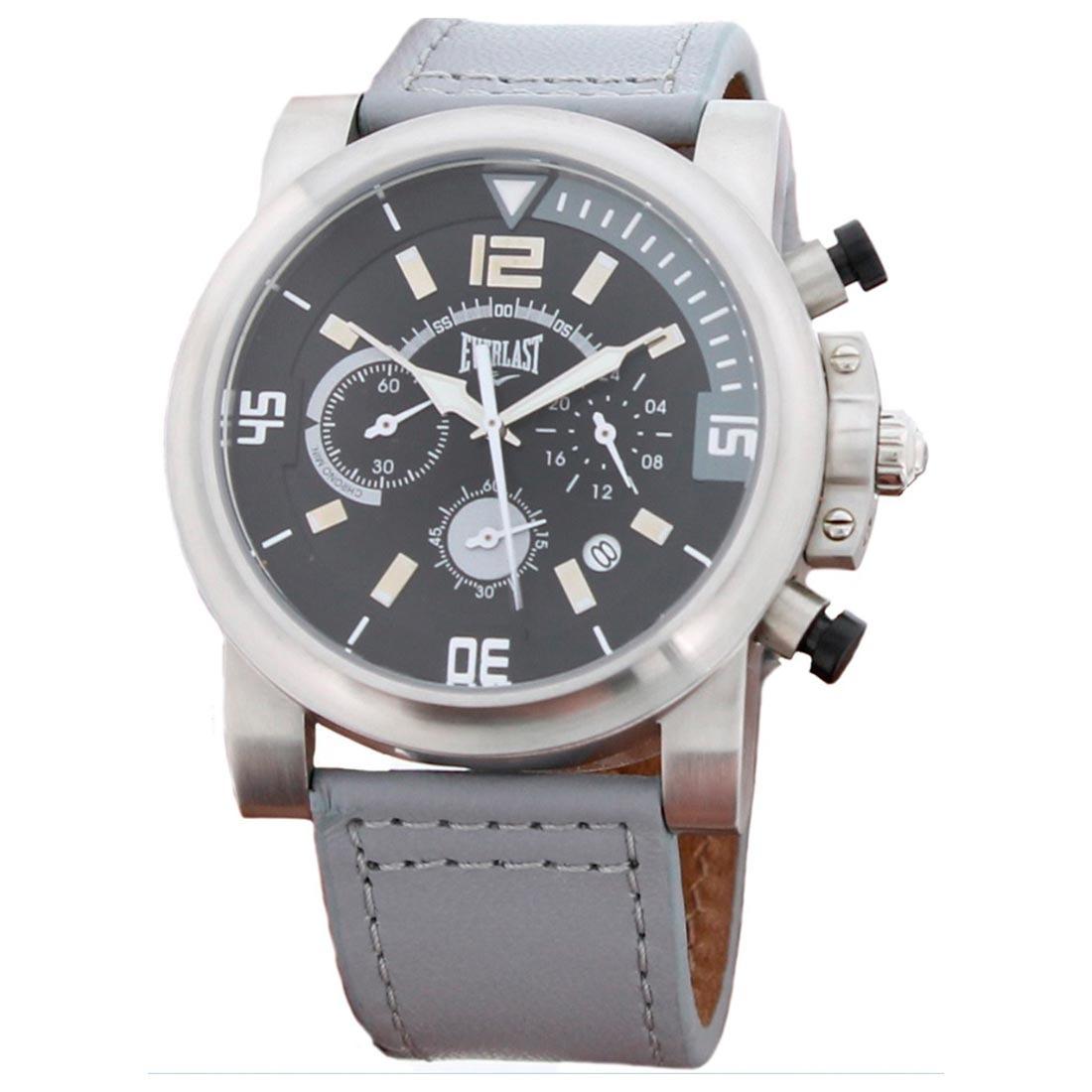 d6a1ea5501f Relógio Masculino Everlast Cronógrafo - E224 - R  430
