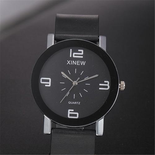 relógio masculino fashion casual importado - frete grátis