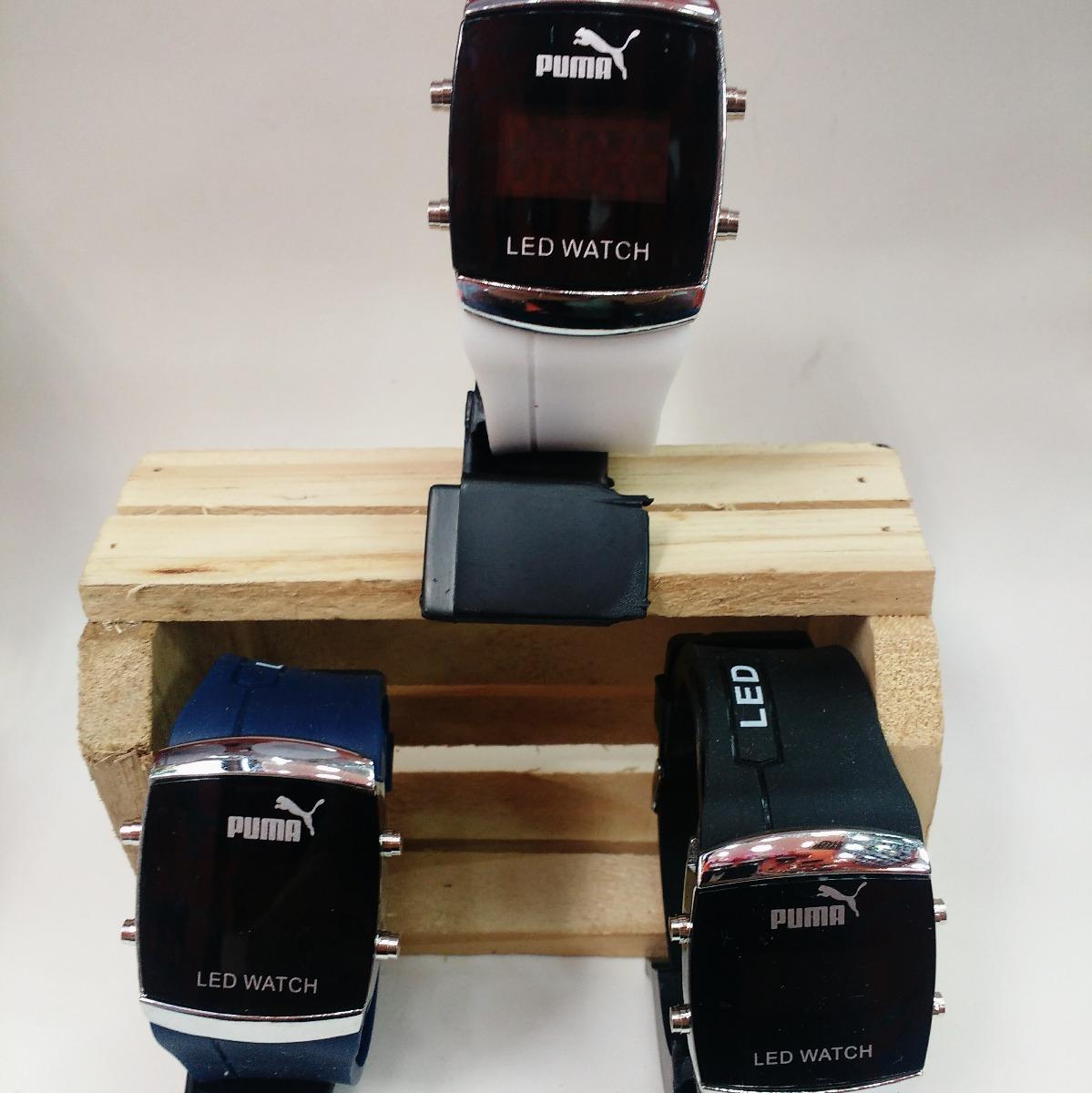 def75a277 relógio masculino feminino digital led alarme kit 3 peças. Carregando zoom.