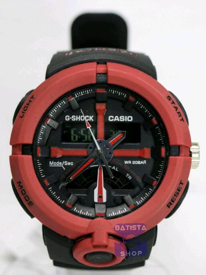 ea29bd1cf4b relógio masculino feminino g shock ga 500 vermelho promoção. Carregando zoom .