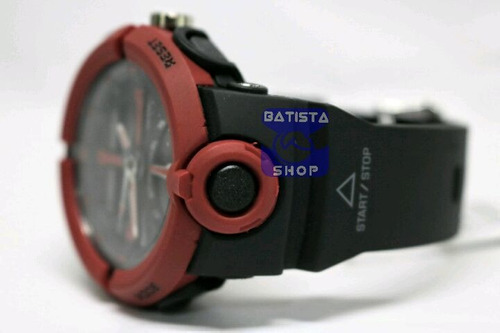 8acecf5d77a Relógio Masculino Feminino G Shock Ga 500 Vermelho Promoção - R  96 ...