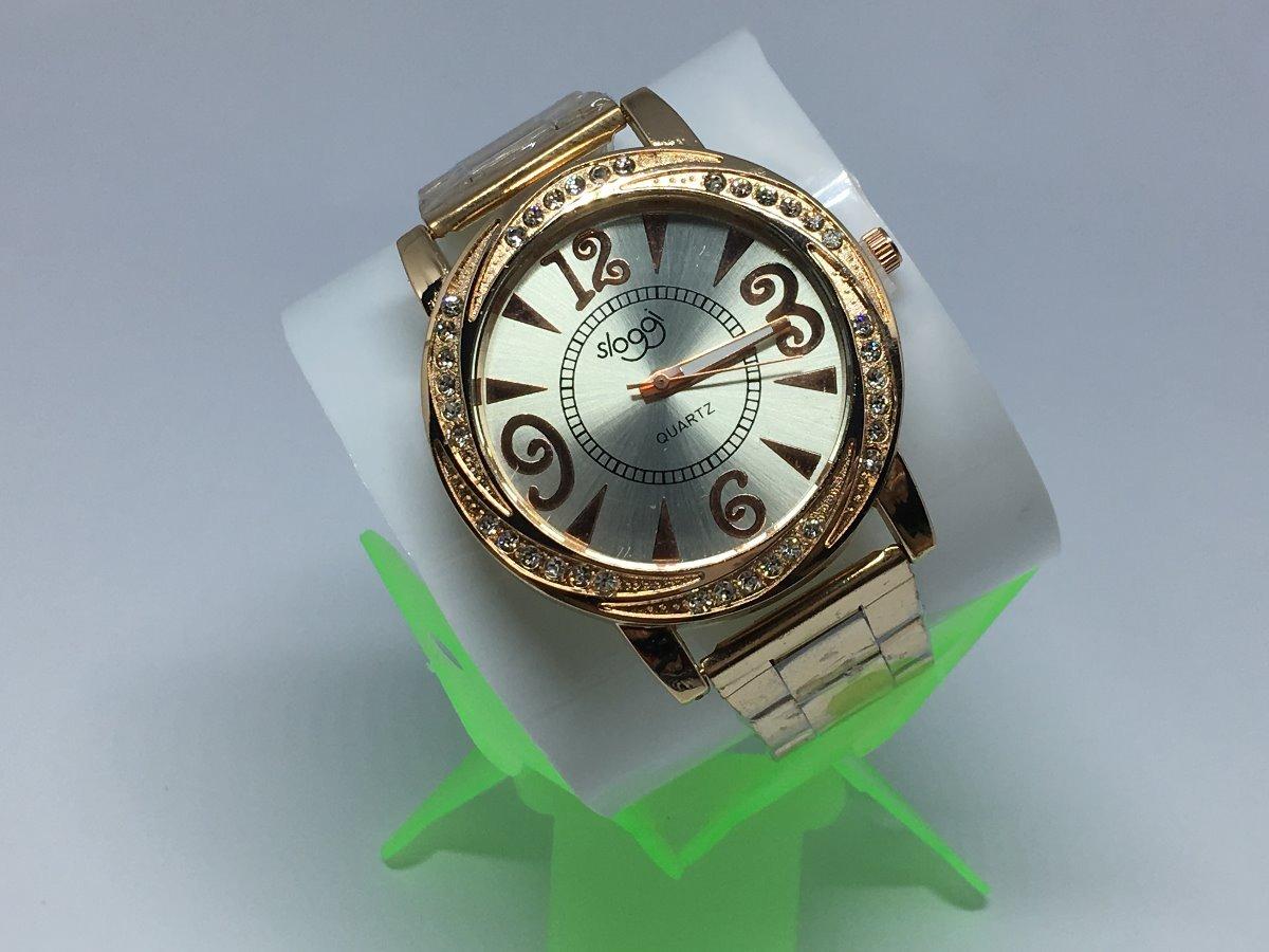 e6d52f6e55e relógio masculino feminino importado pulseira de aço promoçã. Carregando  zoom.
