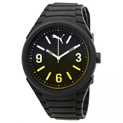 relógio masculino feminino puma unissex gummy pu103592010