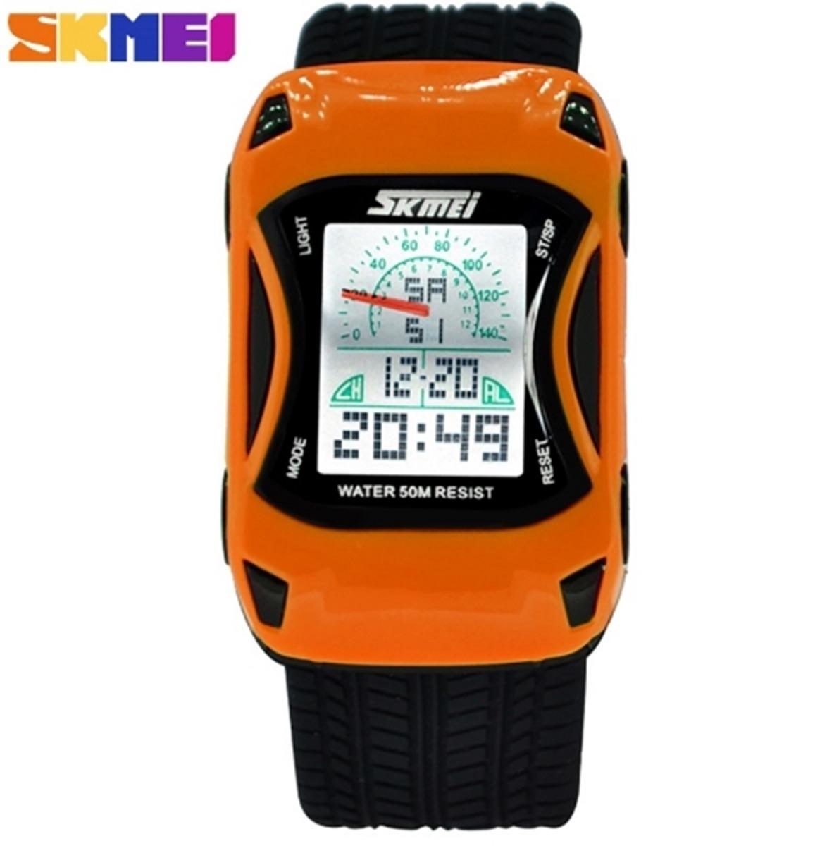 76bdc31e102 relógio masculino feminino skmei 0961 pulso crianças barato. Carregando  zoom.