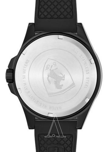 relógio masculino ferrari 830421 importado original