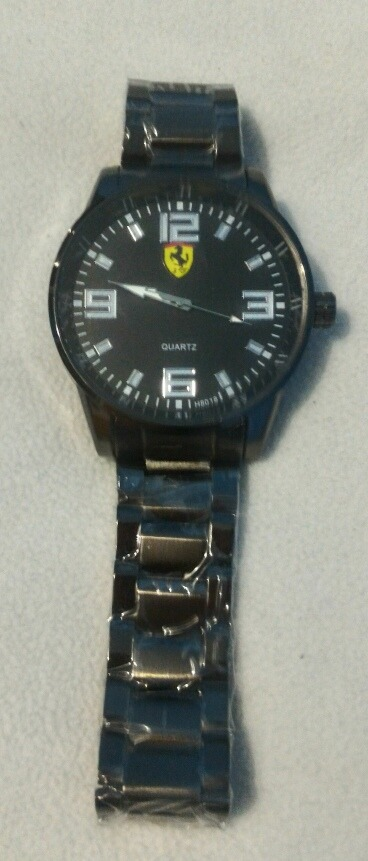 586deffe3e5 Relógio Masculino Ferrari Acompanha Chaveiro - R  30