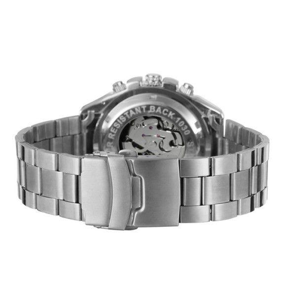 9f78f079b66 Relógio Masculino Forsining Original Esqueleto Automático - R  288 ...