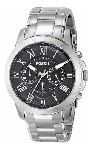 relógio masculino fossil grant - fs4736 ( nota fiscal )