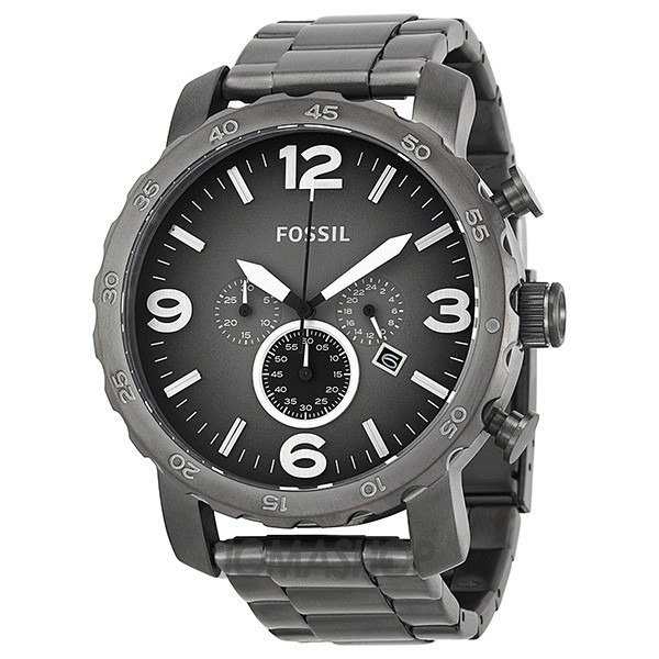 b8e2425f46301 Relógio Masculino Fossil - Jr1437 Original C  Nota Fiscal - R  759,00 em  Mercado Livre