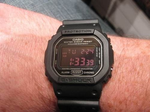6998cd7d130 Relogio Masculino G Shock Casio Dw-5600ms-1dr Nota Fiscal - R  378 ...