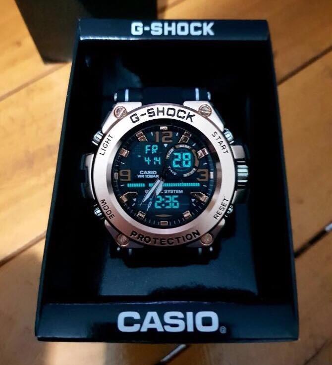 5c74f269e8f Relógio Masculino G-shock Casio Militar A Prova D água. - R  130
