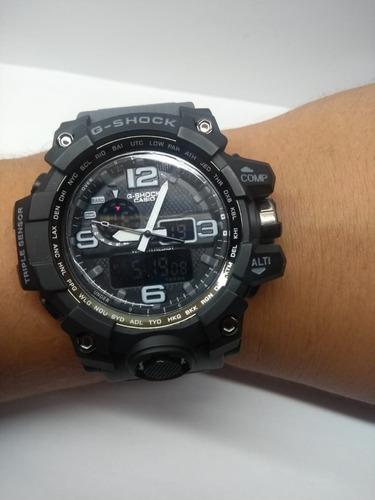 cb49652c6e6 Relógio Masculino G-shock Esportivo Prova D`agua+brinde - R  68