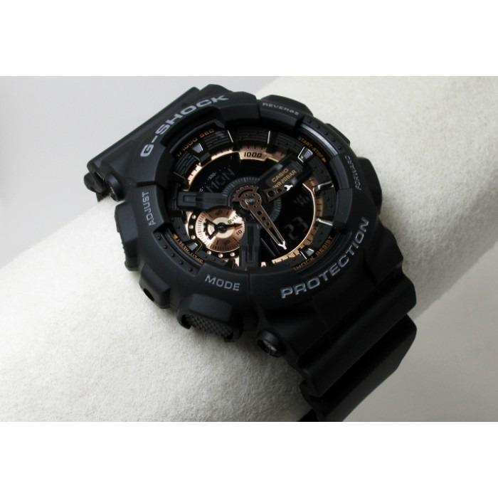 1d53be87841 Relógio Masculino G-shock Ga110 Casio Analógico E Digital - R  389 ...
