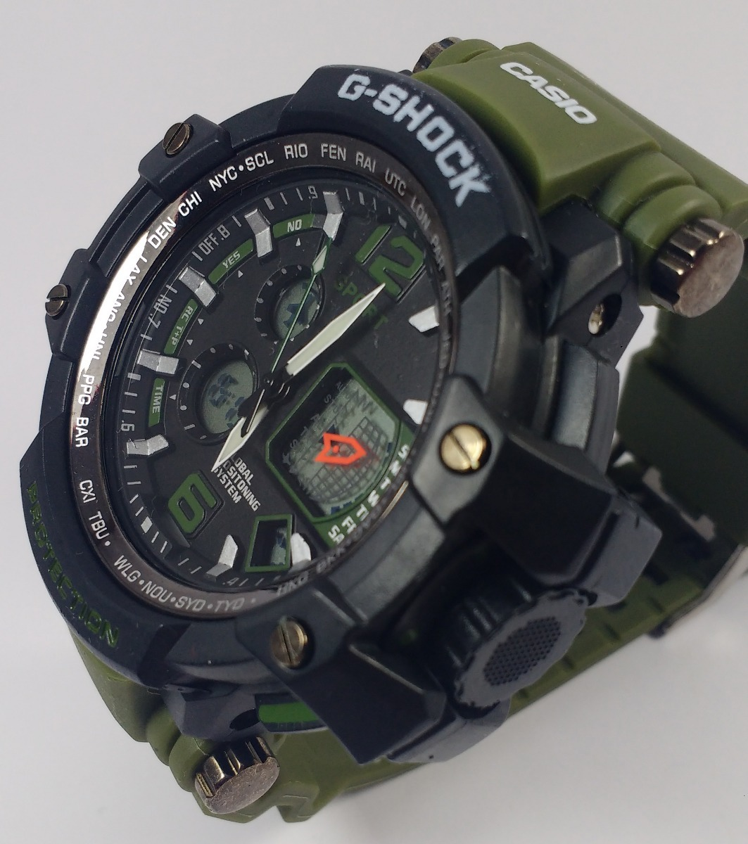 0bbb683078d relógio masculino g shock militar frete grátis. Carregando zoom.