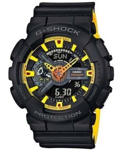 relógio masculino ga-110by