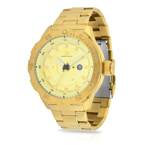 relógio masculino garrido&guzman  gg2032gsg/06m