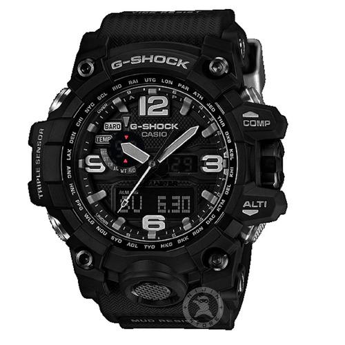 relógio masculino gs preto digital militar promoção