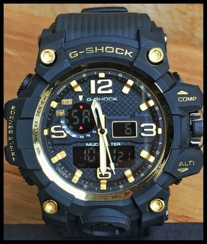relógio masculino gshóck - resistente água - c/caixa
