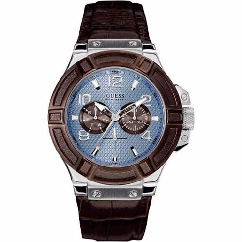 960cc7241c2 Relógio Masculino Guess Analógico Fashion 92507g0gsnc2 - R  400