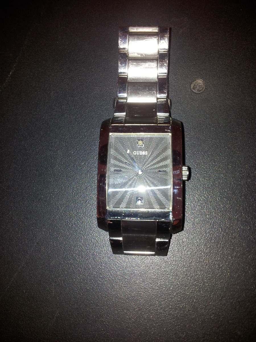 ab53bb937e1 Relogio guess masculino retangular relógios de pulso no mercado jpg  900x1200 92538lpgsda1 relogio guess
