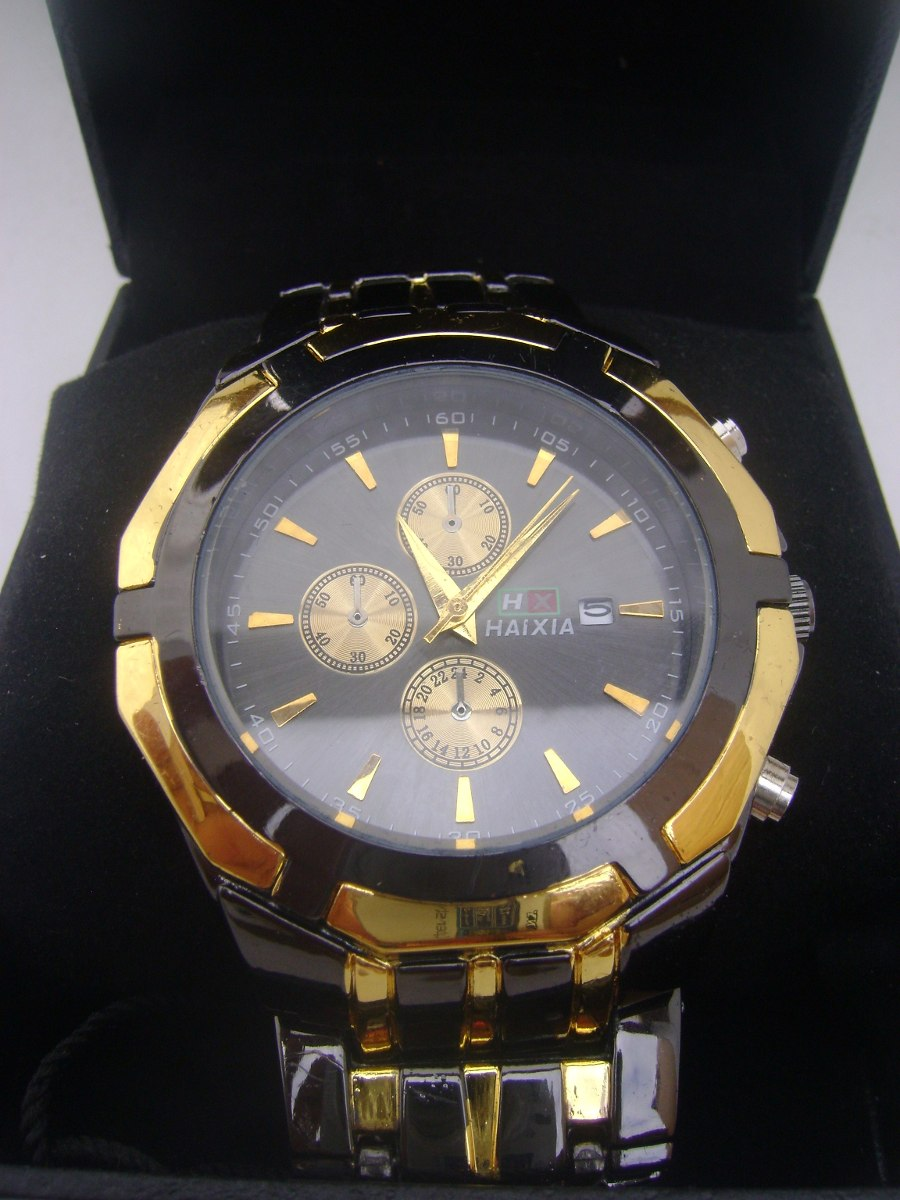 5bda2a11630 relógio masculino haixia original promoção frete barato. Carregando zoom.
