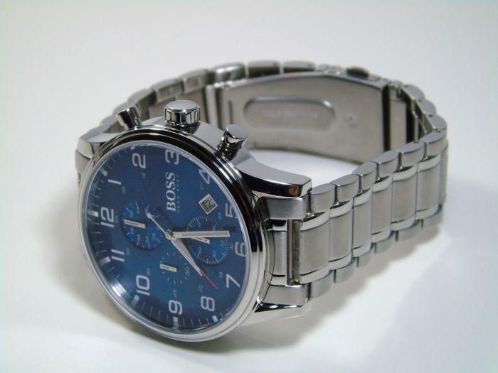 1407457d4e0 relógio masculino hugo boss aeroliner cronógrafo 1513183 · relógio  masculino hugo boss