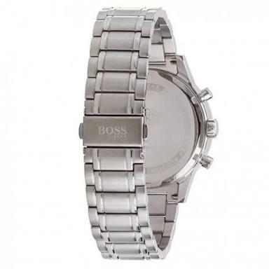 4a856529075 Relógio Masculino Hugo Boss Aeroliner 1513183 Blue - R  719