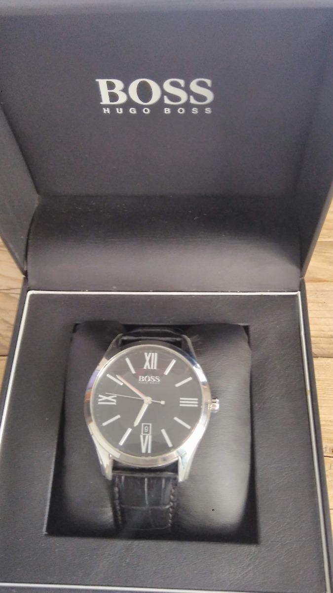 a566e702f5d relógio masculino hugo boss preto comprado na vivara. Carregando zoom.