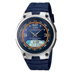 Relógio Masculino Illuminator Casio Aw-82-2avdf