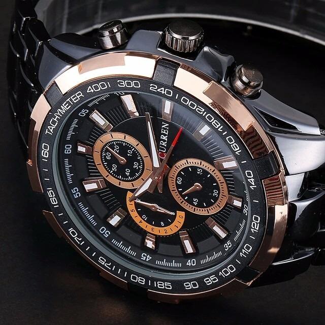2a8d3af8226 Relógio Masculino Importado Eua - R  99