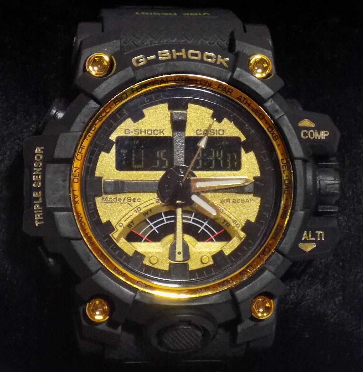 9827f2295b0 relógio masculino importado g shock barato resistente a água. Carregando  zoom.